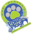 Paws Play Cleveland Logo